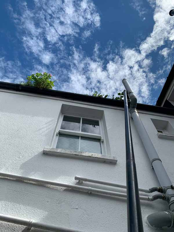 Gutter Cleaning Clean and sweep - Chimney sweep based in Brighton/Saltdean