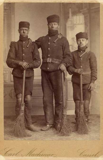 Clean and sweep_Chimney sweeps in the 1800