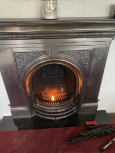 fireplace after Clean and sweep - Chimney sweep based in Brighton/Saltdean