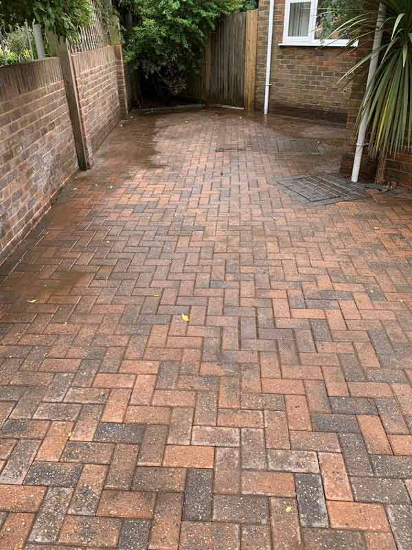 jet washing after1 Clean and sweep - Chimney sweep based in Brighton/Saltdean