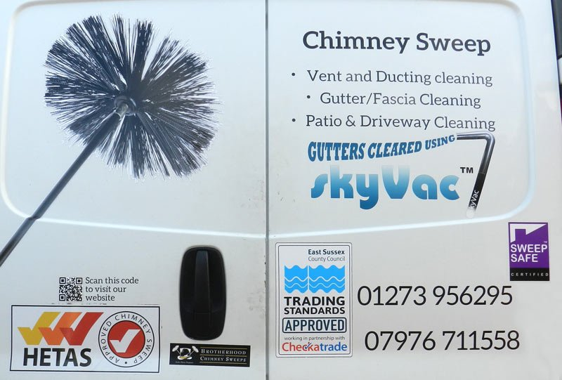 Clean and Sweep Services-  chimney sweeping - gutter cleaning - power washing