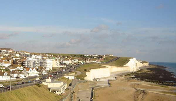 Mark, your Chimney sweep, covers Saltdean